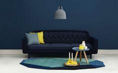 Die 21 besten bilder von wandgestaltung mit farbe - Wohnzimmer pflanze groay ...
