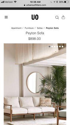 UO Peyton sofa