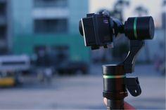REVIEW: Gimbal LA3D de @LanparteGimbals con @GoPro, tutorial técnico, unboxing y opinión.