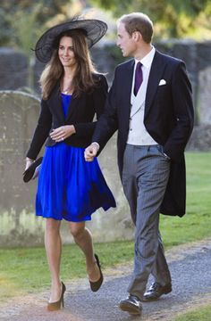 Pippa & Kate Middleton's Guide to Wedding Guest Style: Recycled Dresses + Nude Heels | Grazia Fashion