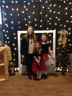 Bayleigh, Bella and Addy, Christmas 2015, Beautiful Girls