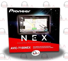 "Sourcing-LA: PIONEER AVIC-7100NEX 7"" TV CD DVD MP3 USB GPS IPHO..."