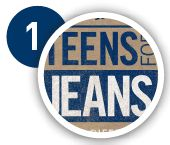 Teens for Jeans | Do Something