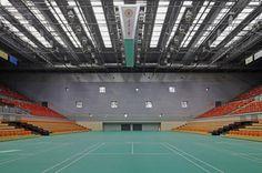 Tianjin Sports Arena / KSP Jürgen Engel Architekten