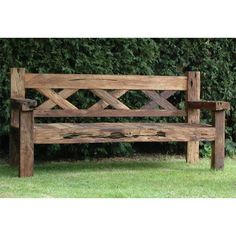 rustic garden furniture – 5