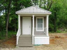 Nice Katrina Cottage For Sale In Pangburn, Arkansas