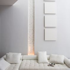 Use a concealed light source to add subtle emphasis to an aspect of your living space.