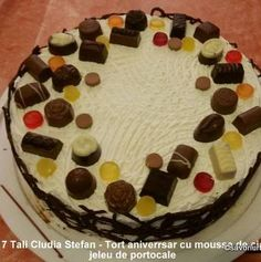 Tort aniversar cu mousse de ciocolata si jeleu de portocale (entremet)   Savori Urbane Tiramisu, Ale, Deserts, Ethnic Recipes, Ale Beer, Postres, Tiramisu Cake, Dessert, Ales