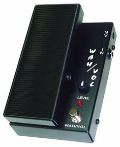 Scaled down optical Wah and volume combo pedal. Wah/Bypass Selector switch Wah level control LED indication easy access battery door & cold rolled steel housing. Vintage wah tones and smooth audio ...