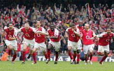 Arsenal v Manchester United in the Wenger-Ferguson years