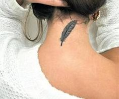 Like the feather idea....but not sure what it's all about