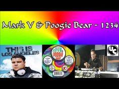 Mark V & Poogie Bear - 1234