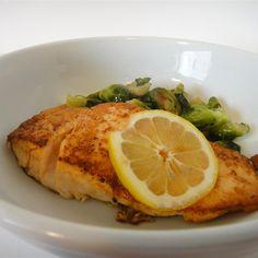 Super Simple Salmon Salmon Dinner, Fish Dinner, Seafood Dinner, Fish And Seafood, Salmon Recipes, Fish Recipes, Seafood Recipes, Entree Recipes, Cooking Recipes