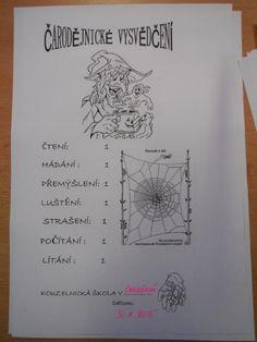 Čarodějnice - 2. oddělení | MŠ Holečkova