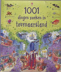 1001 dingen zoeken in tovenaarsland