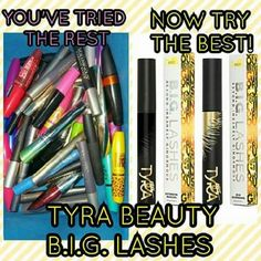 Tyra Beauty Makeup Love makeup? Join Tyra Beauty.  The amazing new makeup line from our own diva Tyra Banks from America's Top Model.  Shop ? Join ? Be Fierce    www.tyra.com/rekindlebeauty Tyra Beauty Makeup