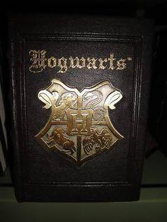 New Wizarding World of Harry Potter Hogwarts Journal