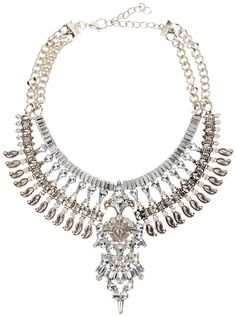 Eye Candy Los Angeles Cholie Statement Necklace