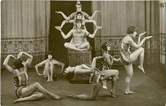 egyptian deco dance 2 | Flickr - Photo Sharing!