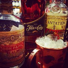 會刊出了擦汗來考察烈酒市場複習一下專業知識也是合理的  #bar #rum #cocktails #somm #maitai