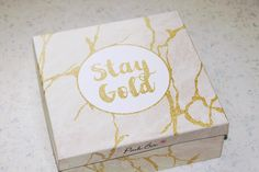 Pinkbox Stay Gold Edition vom Oktober 2016 Stay Gold, Box, Pink, Snare Drum, Pink Hair, Roses