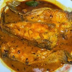 Bengali Recipe: Chital Fish (knifefish) Curry