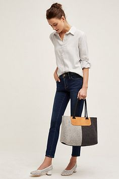 Pilcro Stet Mid-Rise Jeans #anthropologie