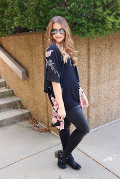 Indianapolis Style Blog | Regally Soled: Fall Florals