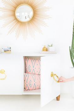 13+Chic+IKEA+Hacks+for+Your+First+Apartment+via+@MyDomaine