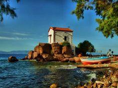 Lesvos Sykaminia Greek Islands, Homeland, Greece, Trips, Landscapes, Water, Photos, Wedding, Outdoor