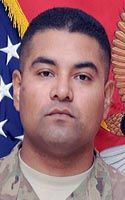 Army Pfc. Jose O. Belmontes, 28, of La Verne, Calif.; assigned to 630th Engineer Company, 7th Engineer Battalion, 10th Sustainment Brigade, 10th Mountain Division, Fort Drum, N.Y.; died July 28 in Wardak province, Afghanistan, of wounds caused by small-arms fire.
