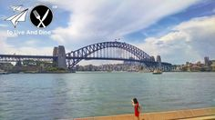 Sydney Harbour Bridge. More pics? Link in bio! http://ift.tt/1UANncf #ToLiveAndDine #Foodie #Travel #Wanderlust #Comedy #Blog