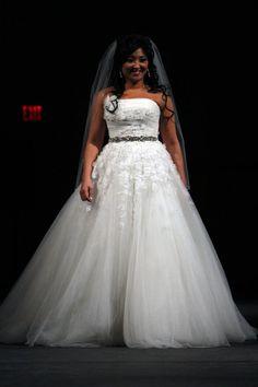 #BridalUniversity Runway -- Wedding Dresses