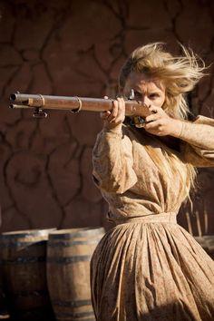 "Clare Bowen as Martha McCurry in ""Dead Man's Burden"" (2012)."