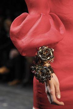 Lanvin Fashion Show Details