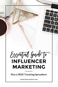 influencer marketing guide plus a free tracking spreadsheet
