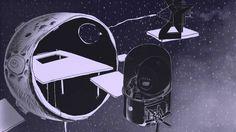 """Totore Nilo - Etor, you are you https://www.facebook.com/etornolongerg  """"Etor, you are you!"""" -- online il corto d'animazione firmato Totore Nilo e K-Conjog  In esclusiva per Rockit, la Subcava Sonora, etichetta discografica e agenzia di management musicale specializzata nella gestione della musica in Copyleft, presenta la nuova collaborazione di Totore Nilo, artista, illustratore e writer napoletano, e K-Conjog, al secolo Fabrizio Somma, polistrumentista e produttore di musica elettronica."""