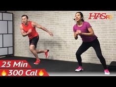 25 Min HIIT Cardio Abs Workout without Equipment at Home Cardio and Abs Workouts No Equipment - YouTube