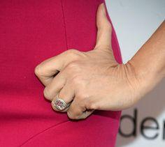 "Sofia Vergara Photos Photos - Actress Sofia Vergara, ring detail, attends ABC's ""Modern Family"" ATAS Emmy Event at Fox Studios on May 2, 2016 in Los Angeles, California. - ABC's 'Modern Family' ATAS Emmy Event - Arrivals"
