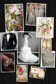 Wedding mood board! Inspiration by floral desire studio floraldesire.com.au