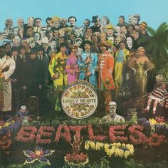 Sgt. Pepper's Lonely Hearts Club Band [LP][1528]