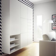 IKEA offers everything from living room furniture to mattresses and bedroom furniture so that you can design your life at home. Check out our furniture and home furnishings! Living Room Storage, Furniture, Interior, Home Furnishings, Home, Ikea Living Room, Ikea Wardrobe, Ikea, Home And Living