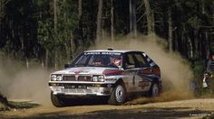 1988 - Driver: Miki Biasion - Rally: Portugal - Car: Lancia               The king!