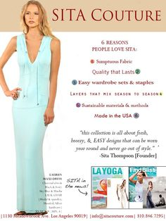 8021fb5d2a8 SITA Couture in the news!! Losing Weight Tips
