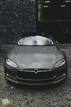 Tesla Model S. Definitely my first purchase when I have an extra $140,000 lying around.