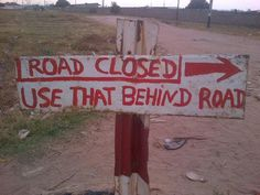 Only in Africa?