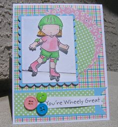 I love making these cards using MFT. They seem to lift my heart!