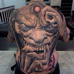 27 nouveaux tatouages effrayants   4 nouveaux tatouages effrayants qui font peur 14