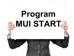 ORGANIZIRANJE – NEIZOSTAVAN ELEMENT ZA USPJEŠNO POSLOVANJE Program MUI START je konačno rješenje za uspješno poslovanje. Cjelovit program koji na jednostavan način omogućava kontinuirano i sustavno povećanje učinkovitosti i produktivnosti. Jedinstven program na tržištu edukacija s brojnim inovativnim elementima koji se koriste na jednostavan način. Program je do kraja praktičan i u funkciji stvarnih promjena koje su mjerljive.