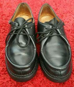 Chaussures-hommes-derby-PARABOOT-MICHAEL-noir-5-39-super-etat